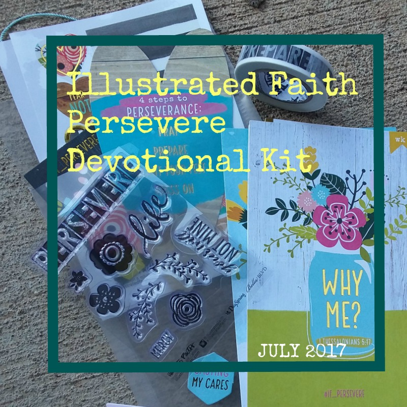 illustrated Faith Persevere