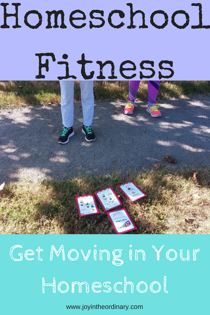 Homeschool Fitness - Simple Tips to Start Regularly Exercise in Your Homeschool