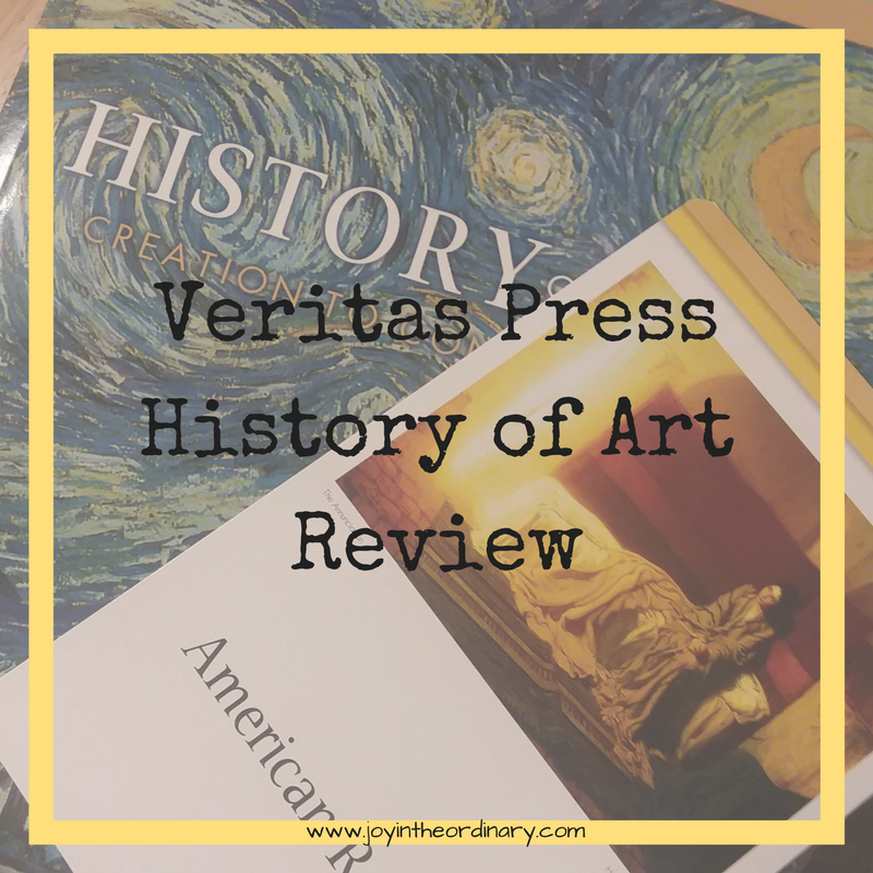Homeschool Art History Program Review