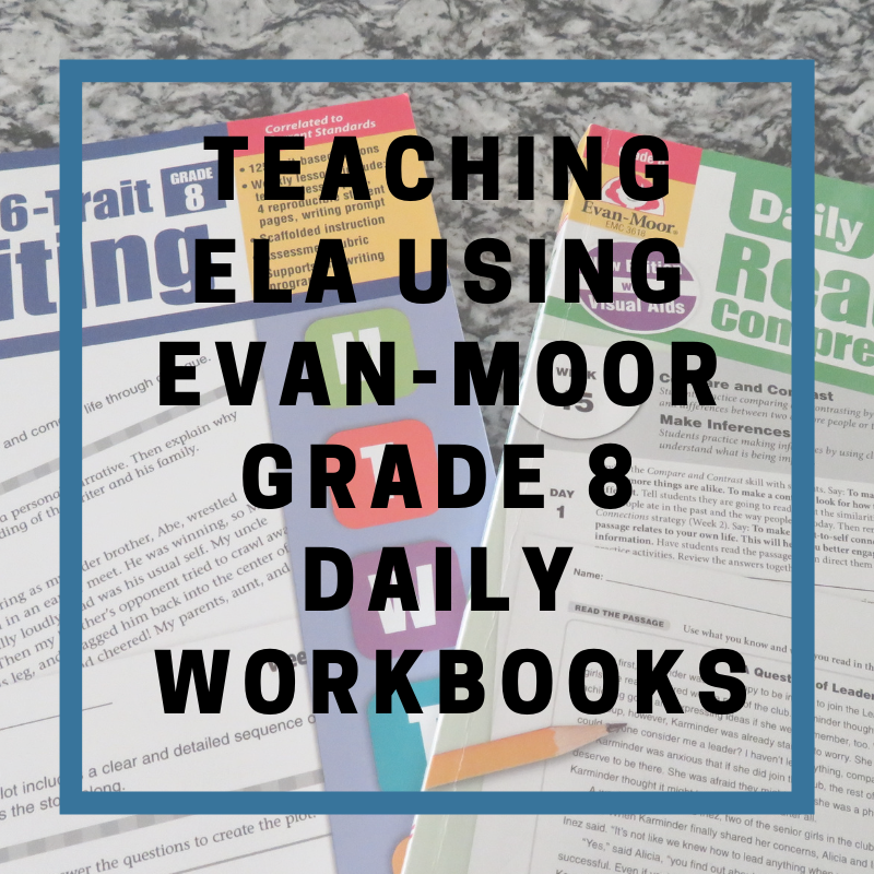 Evan-Moor Daily workbooks