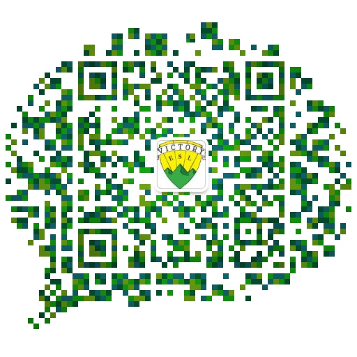 Victory ESL WeChat QR Code