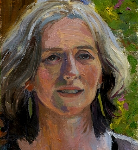 Portrait by Linda Jenetti