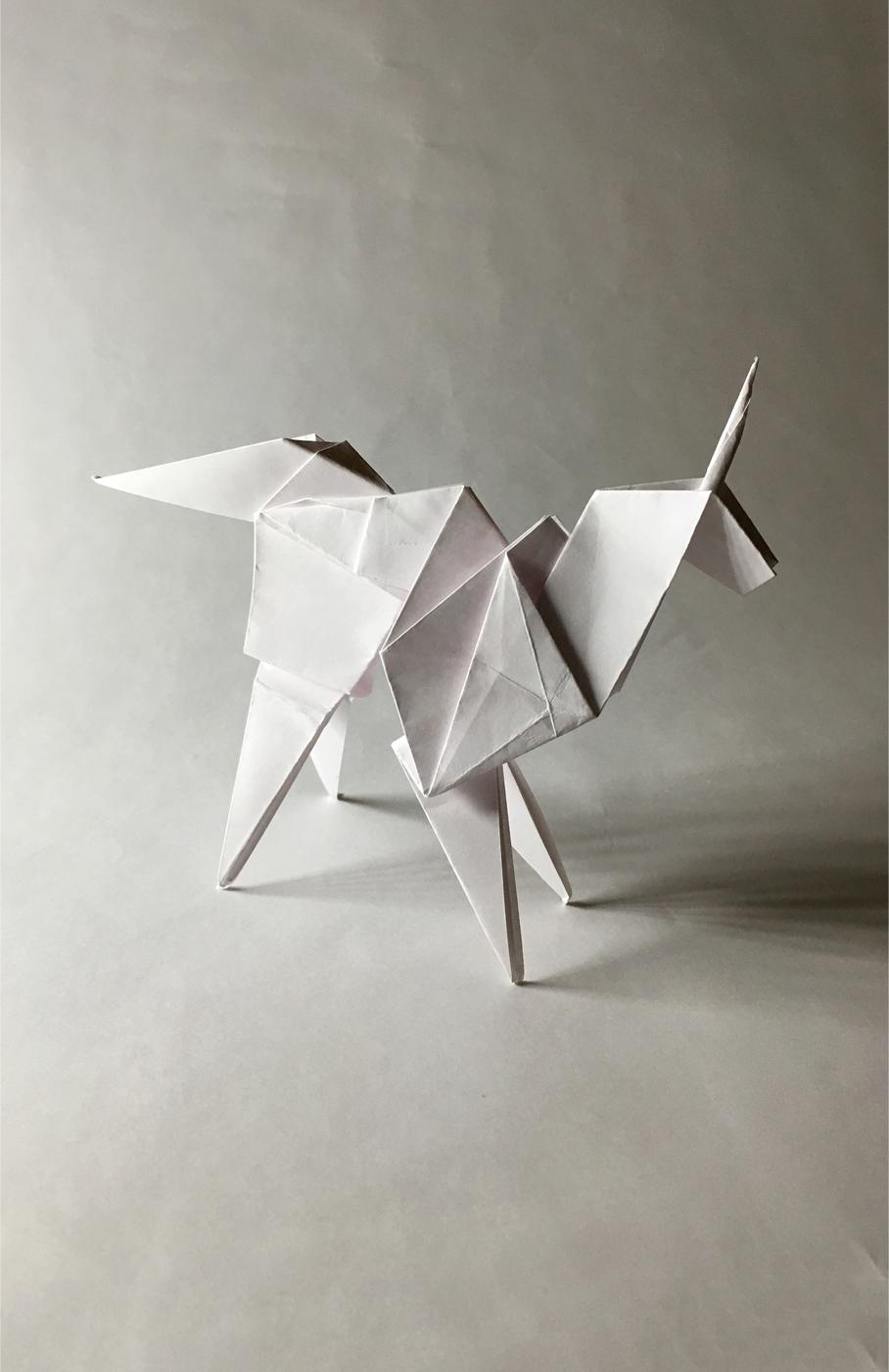 2016_12_8 - Origami Unicorn.jpg