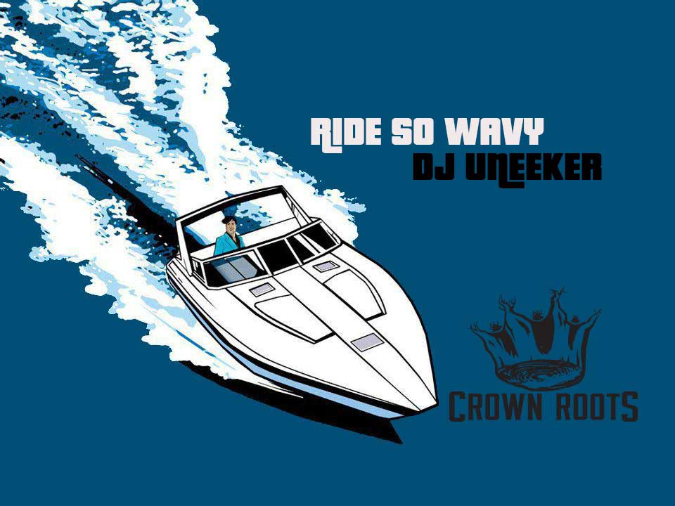 Dj Uneeker Releases a new Mixtape on Crown Roots soundcloud. Ride So wavy is a chill smooth hiphop trap mix with some eclectic gems.   Check it out heres the link https://soundcloud.com/terence-harrison-2/ridesowavy
