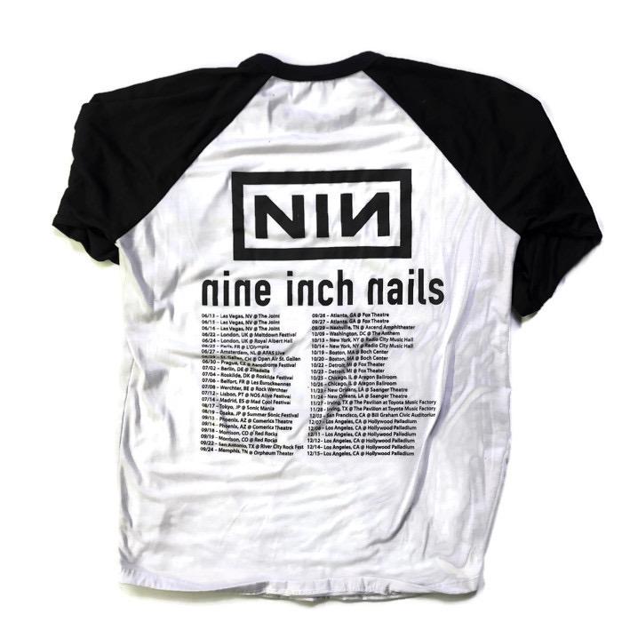 nine inch nails t shirt uk