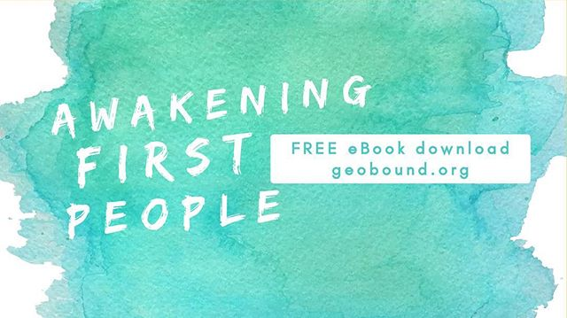 "Get your copy today! 📖 ""Awakening First People"" is a deeper look into Native American Christians waking the ""sleeping giant"" of evangelism and leading a biblical movement in America. For a FREE eBook, visit geobound.org. Printed copies are soon to be announced. #awakening #heritage #firstnationspeople #histroy #nativeamerican #bible #biblicaltraining #revival #author #book #ebook #geobound"