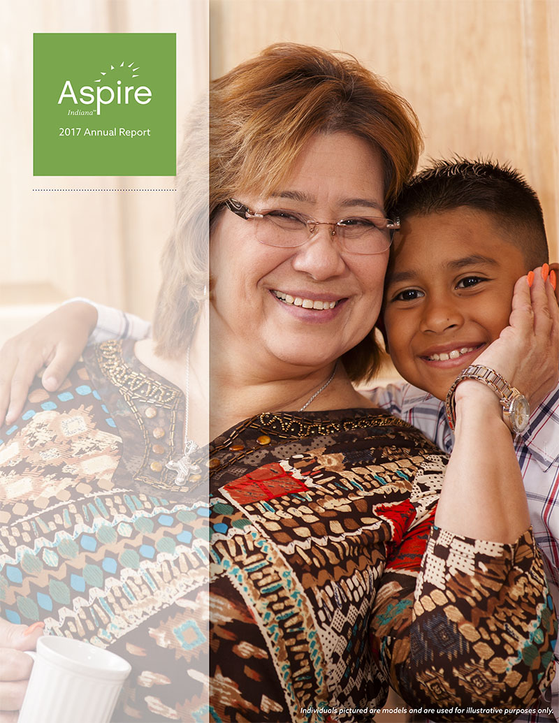 Aspire Indiana Annual Report 2017