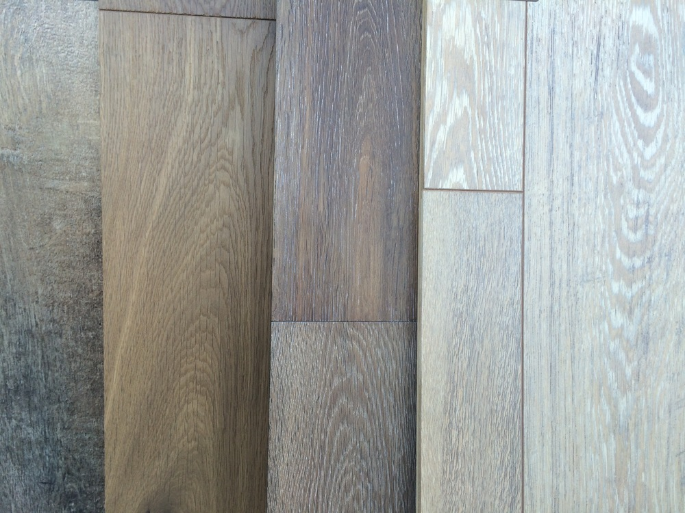 Beautiful flooring options. Which do you like best?