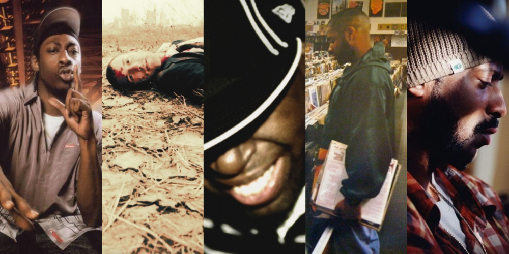 respect due the 12 greatest instrumental hip hop albums ever made