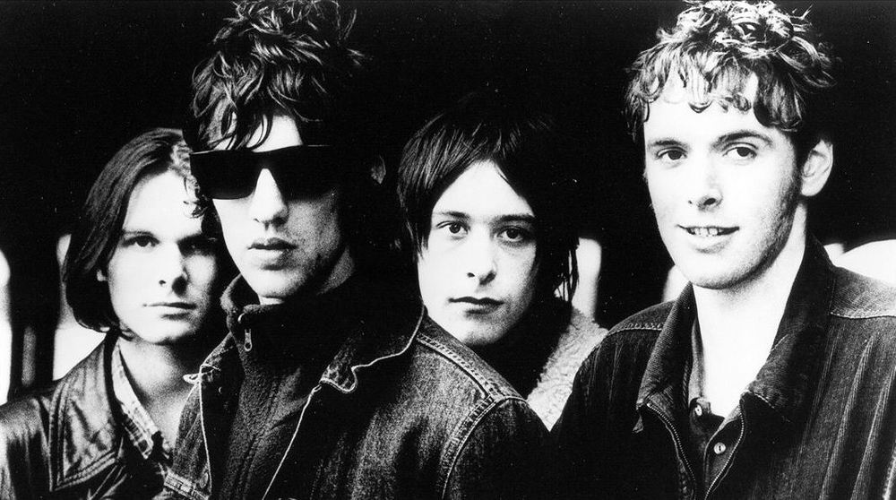 Welcome Back Wax The Verve S A Storm In Heaven Amp A