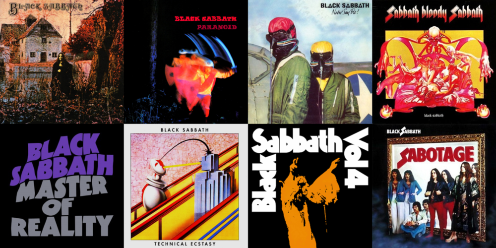 Welcome Back Wax Black Sabbath To Reissue First 8 Albums