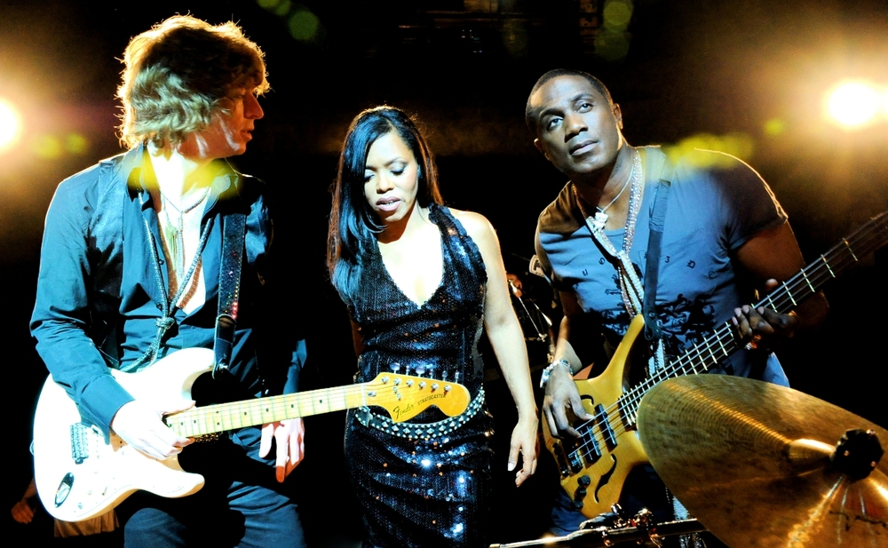 Photo courtesy of the Brand New Heavies