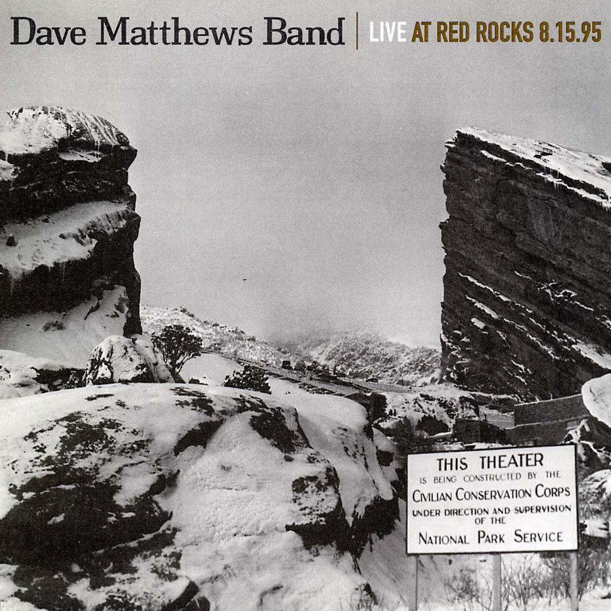 DAVE MATTHEWS BAND | 'Live at Red Rocks'
