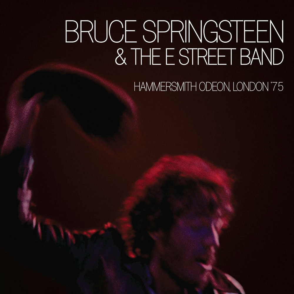 BRUCE SPRINGSTEEN & THE E STREET BAND | 'Hammersmith Odeon London '75'
