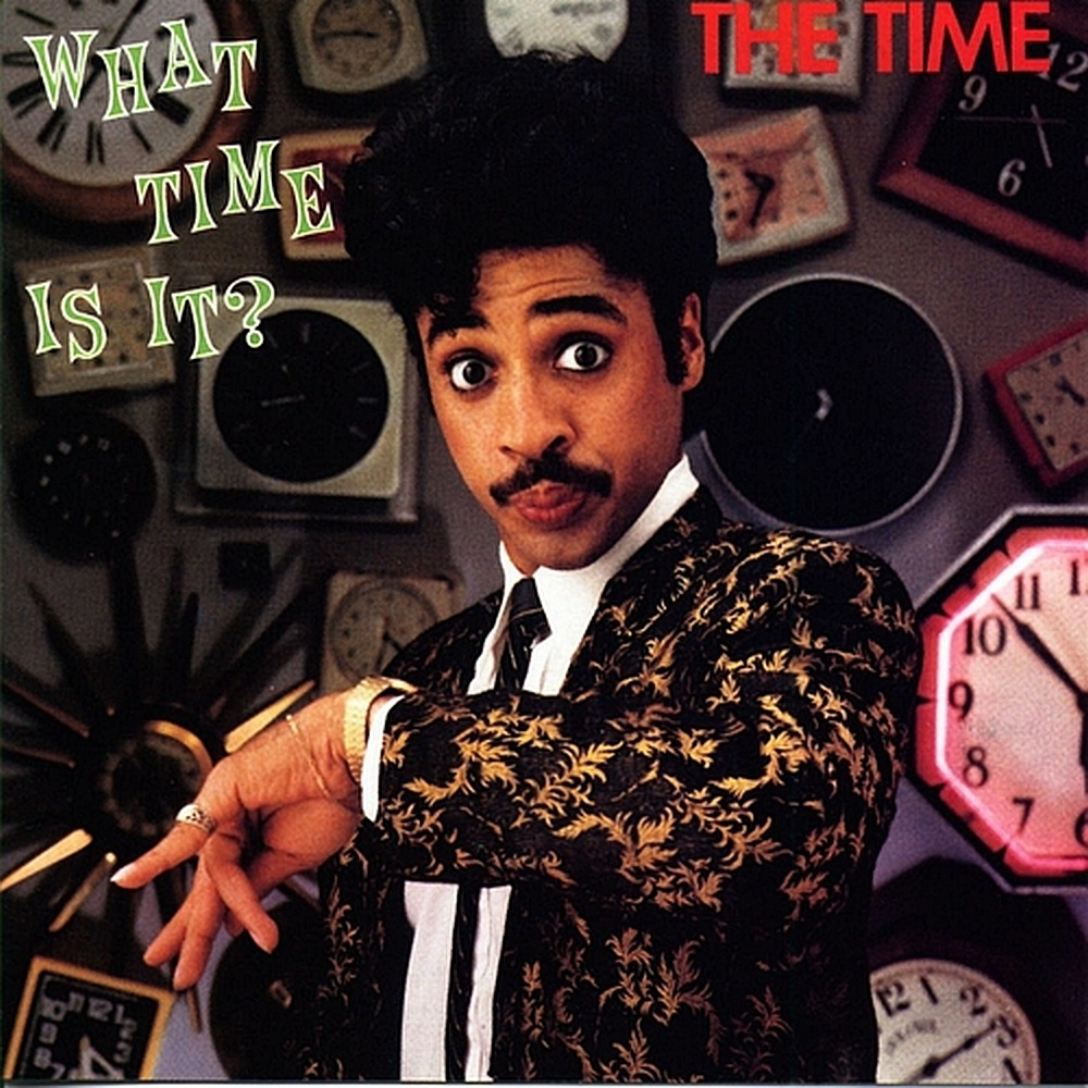 THE TIME | 'What TIme Is It?'