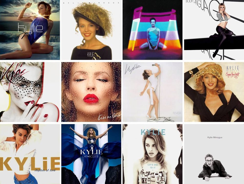 PLAYLIST: Portrait of the Artist Volume 18 – Kylie Minogue ... Kylie Minogue Kiss Me Once Photoshoot