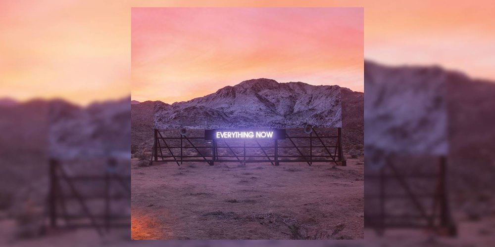 Arcade Fire's Everything Now arrives in stores July 28th