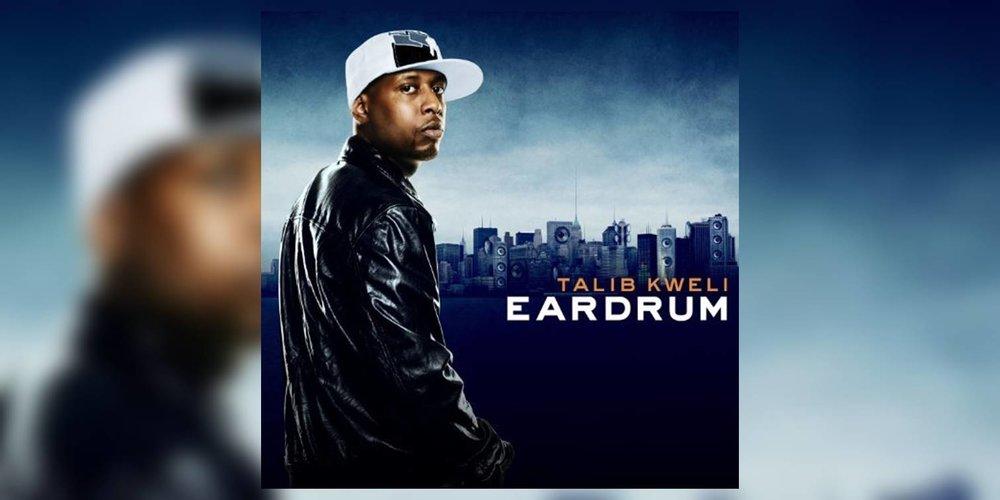 Alternative 'Eardrum' Album Artwork