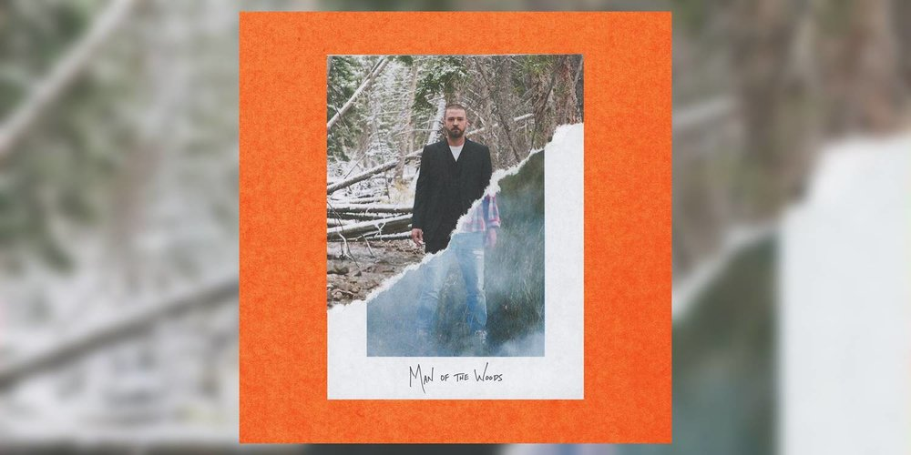 Justin Timberlake's fifth studio album 'Man of the Woods' arrives February 2nd