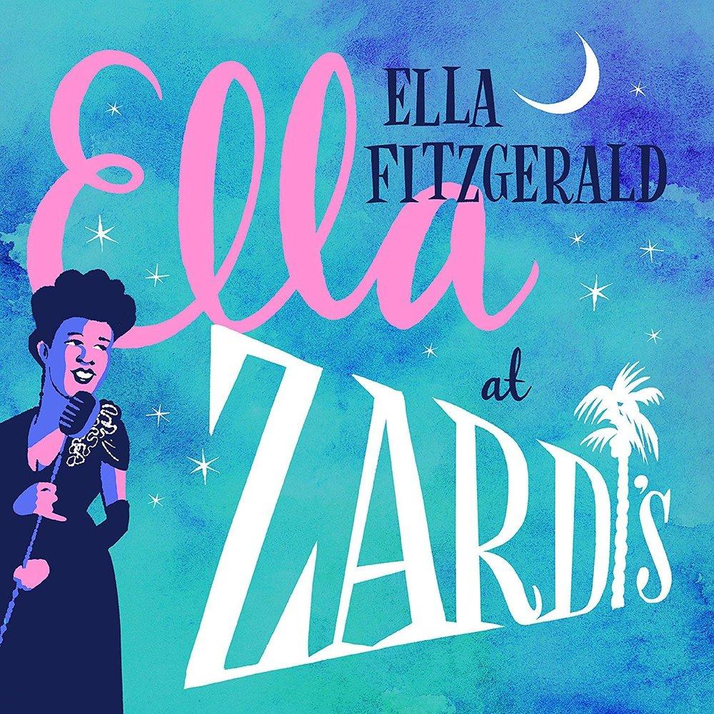 ELLA FITZGERALD | 'Ella at Zardi's ' 2xLP