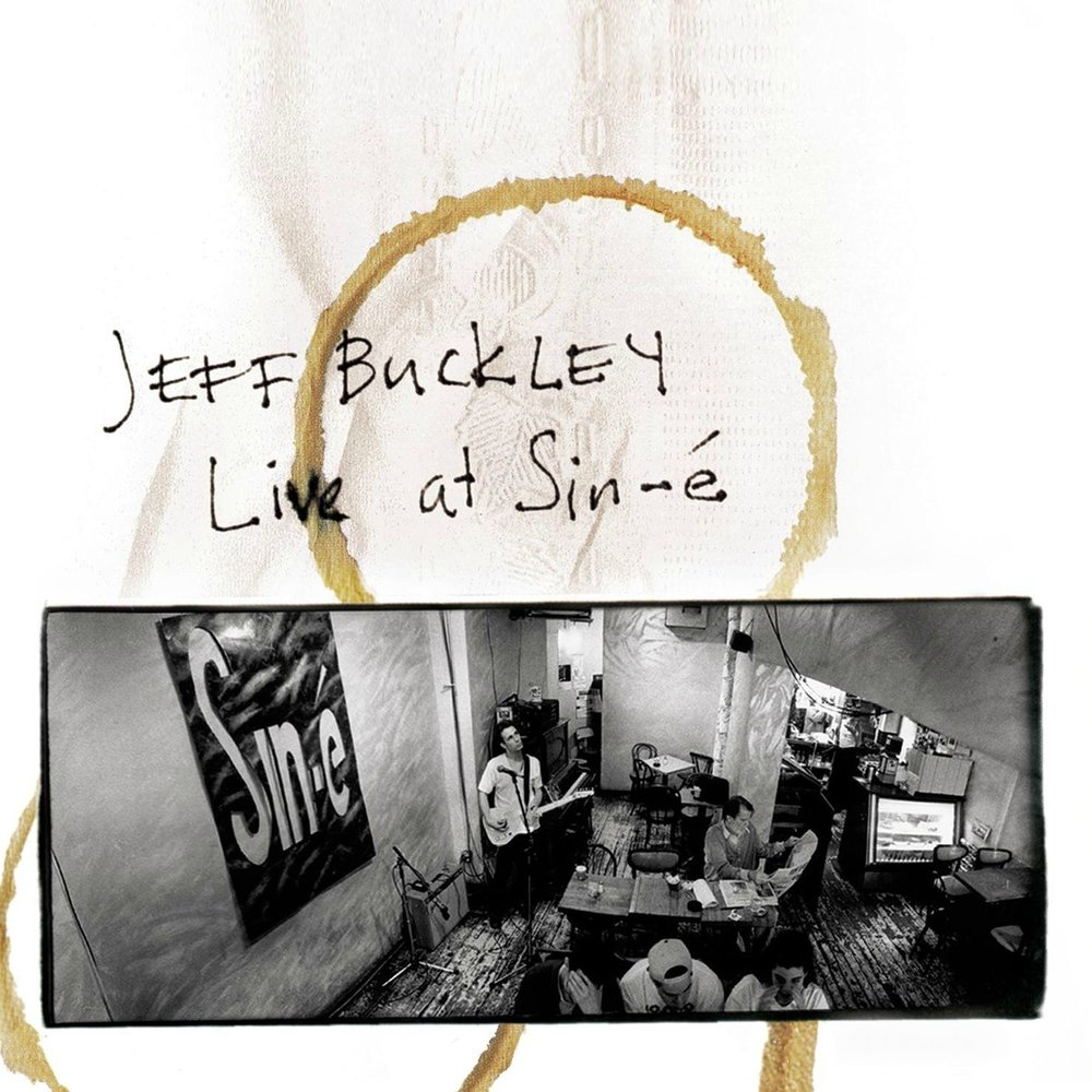 JEFF BUCKLEY | 'Live at Sin-e' (Legacy Edition) 4xLP