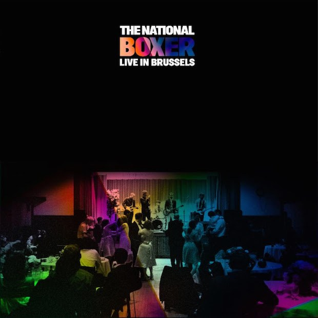 THE NATIONAL | 'Boxer Live In Brussels' LP