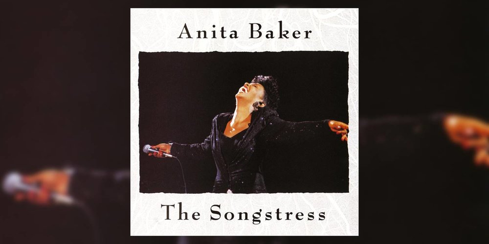 Artwork for the 1991 reissued version of 'The Songstress'