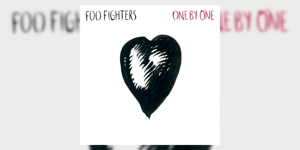 foo fighters discography vinyl