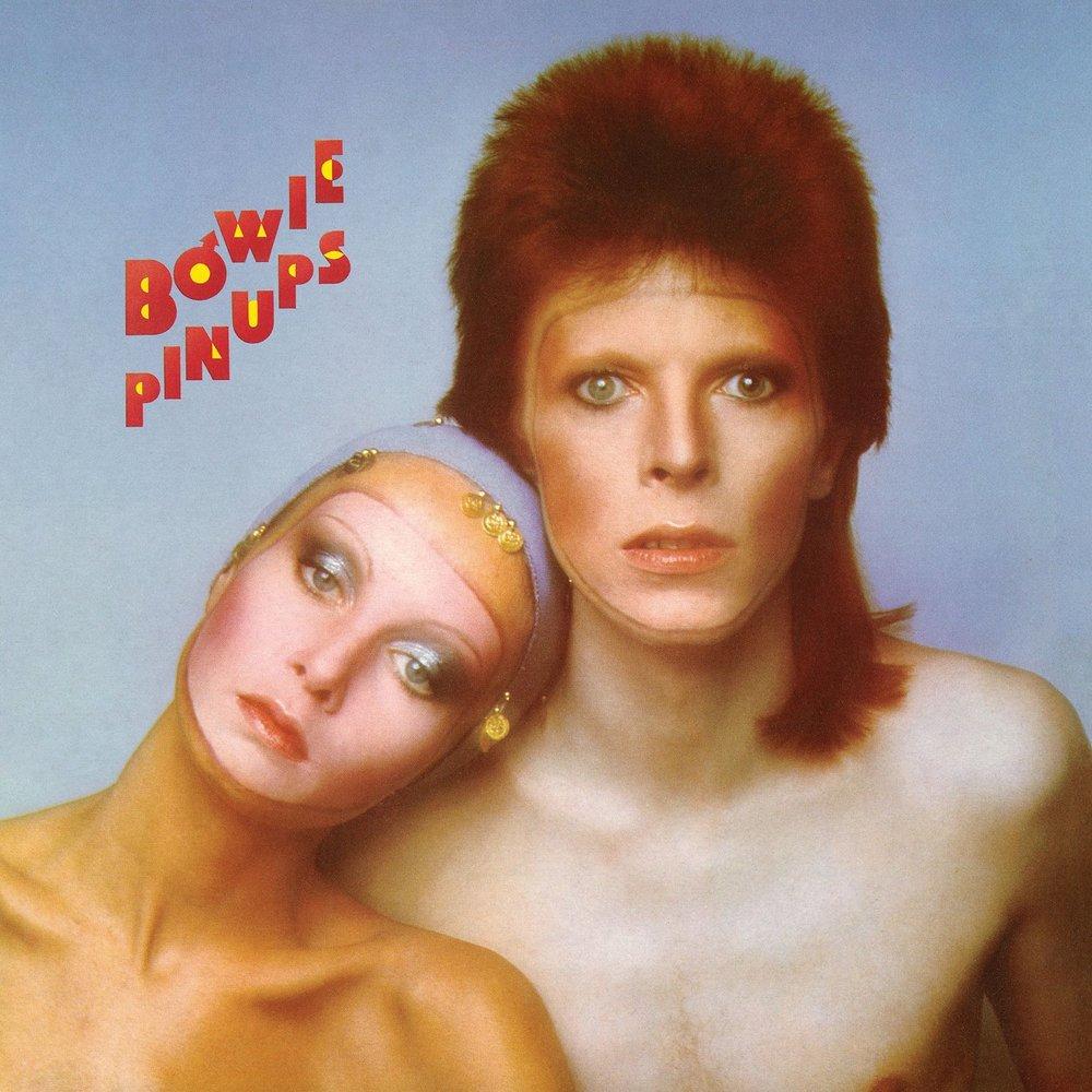 DAVID BOWIE | 'Pin Ups' (2015 Remastered Version)