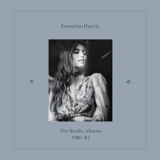 EMMYLOU HARRIS | 'The Studio Albums 1980-83'