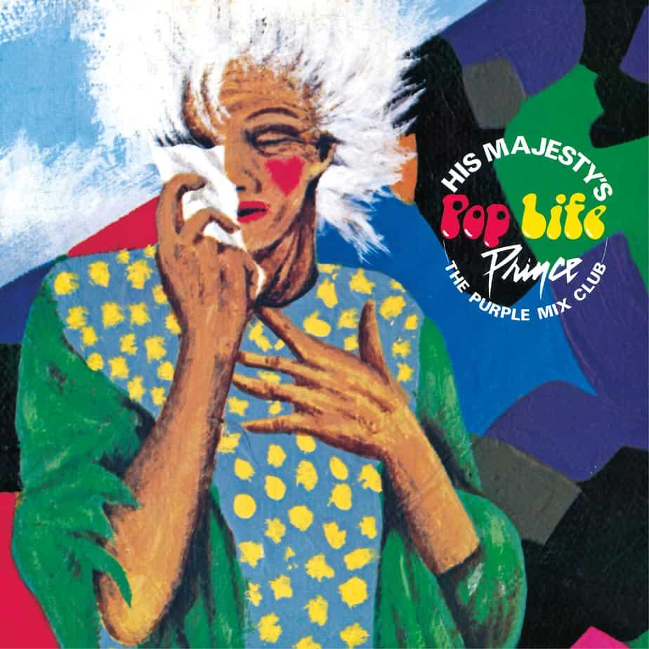 PRINCE | 'His Majesty's Pop Life' / 'The Purple Mix Club'