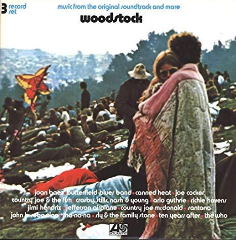 VARIOUS ARTISTS | 'Woodstock' (Mono PA Version)