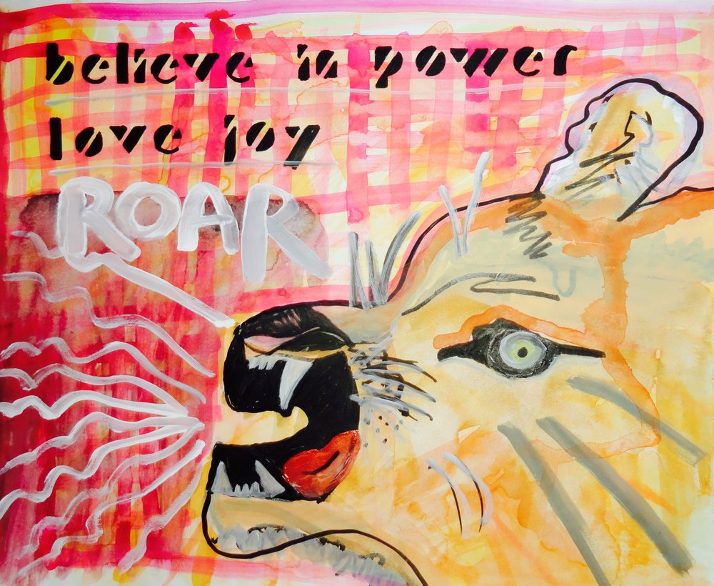 Roar by Kathryn Sturges
