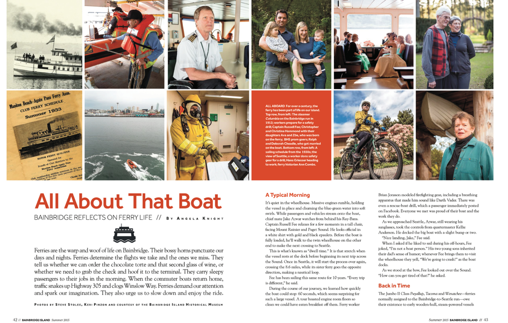 Bainbridge Island Magazine