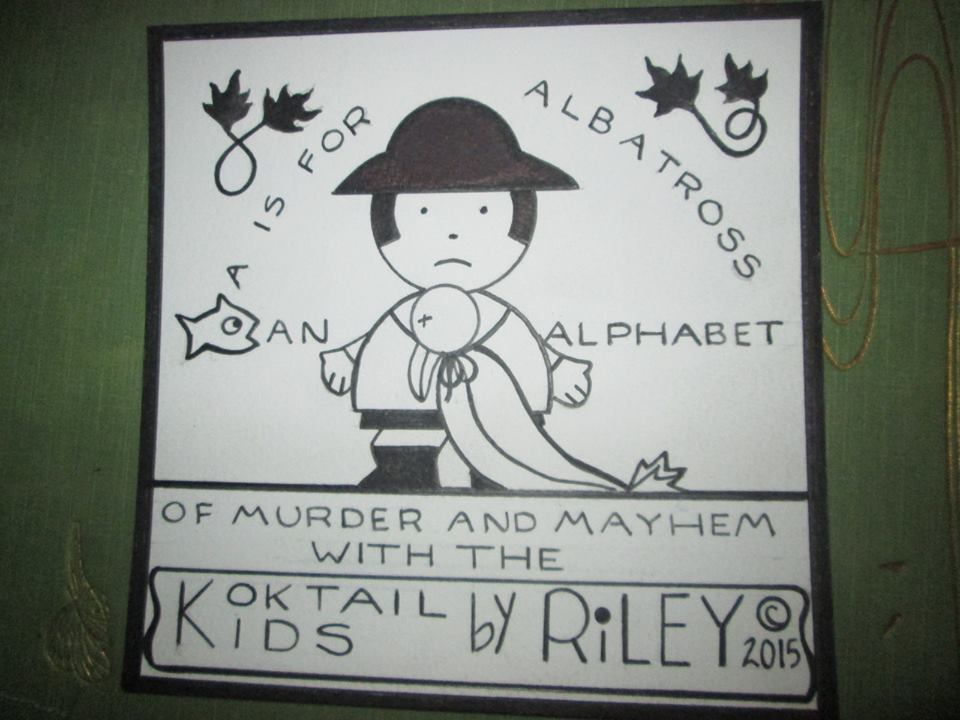 A preview of the Alphabet Book cover: