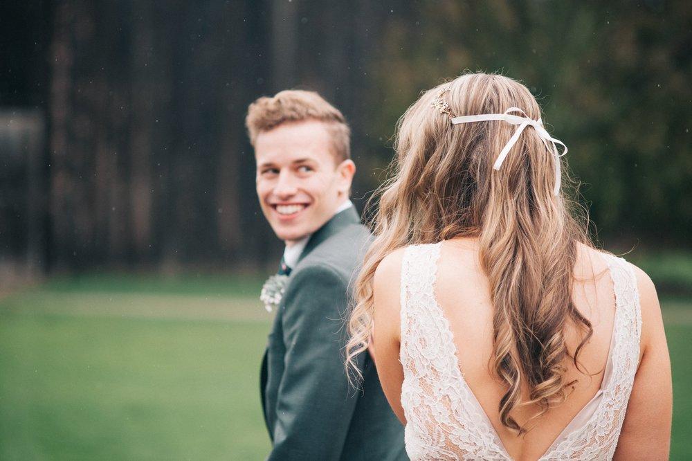 Paris and Jake - Ball's Falls Wedding