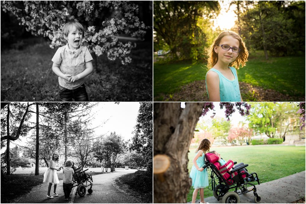Edmonton family photographer cherry blossom best of 2016 may