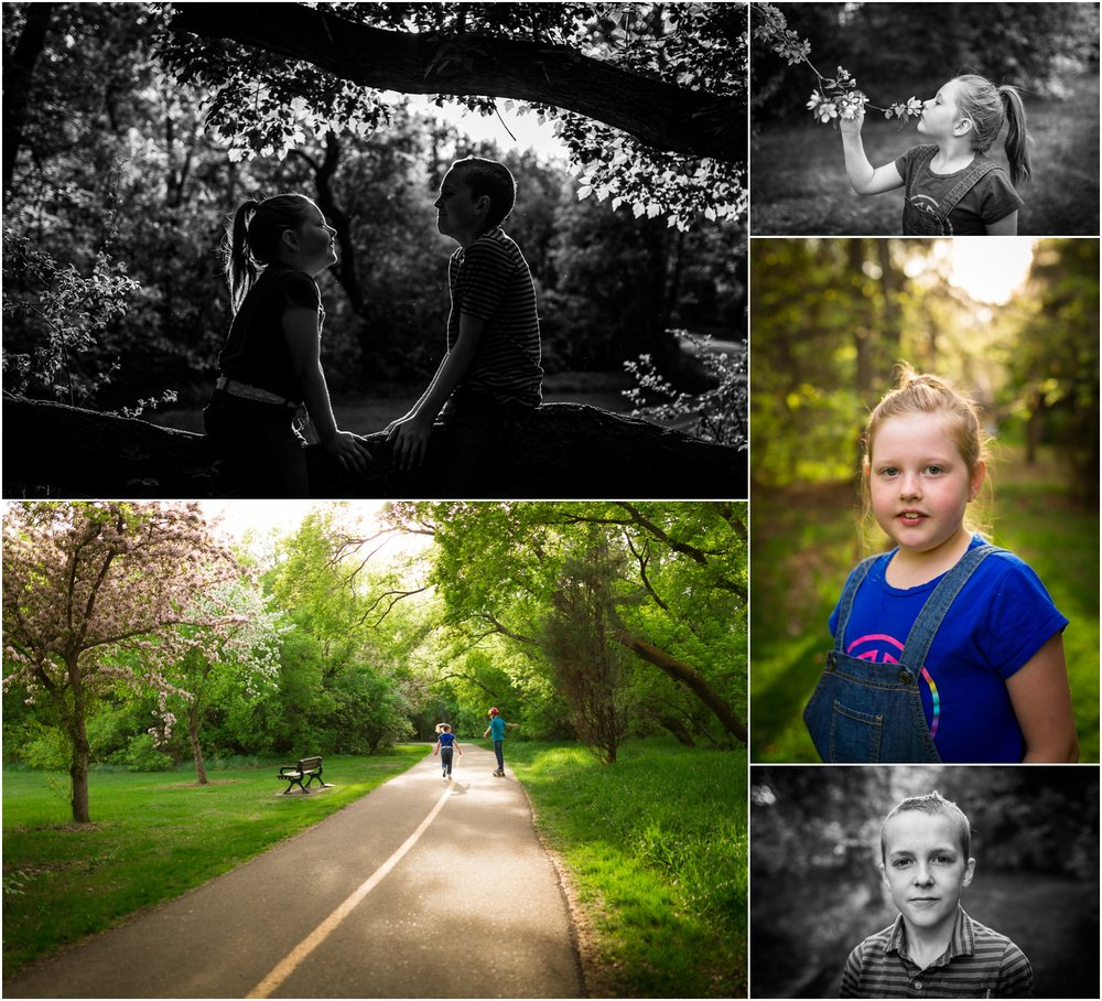 Edmonton family photographer cherry blossoms week best of 2016 may