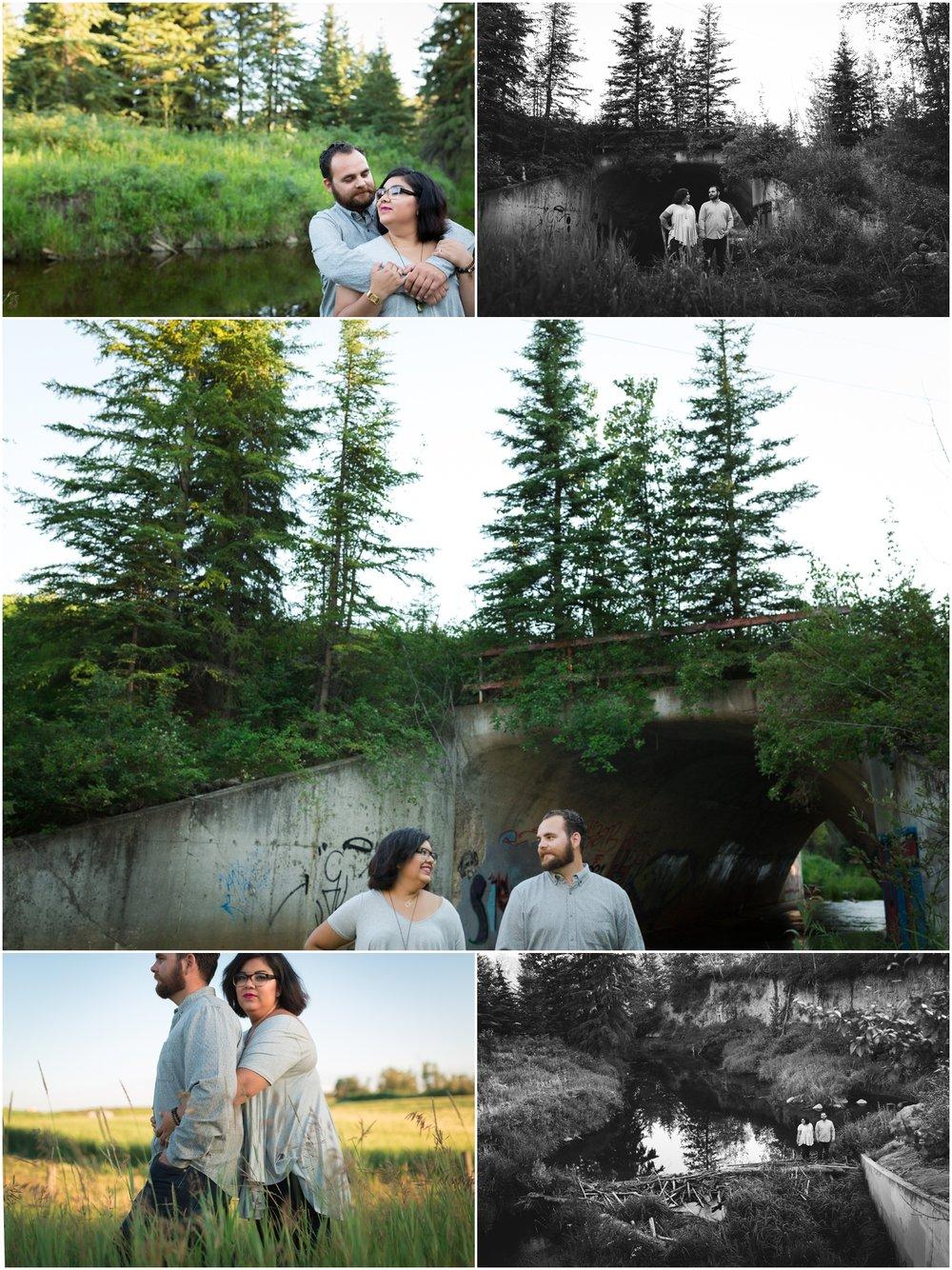 Edmonton couples engagement photographer best of 2016 july