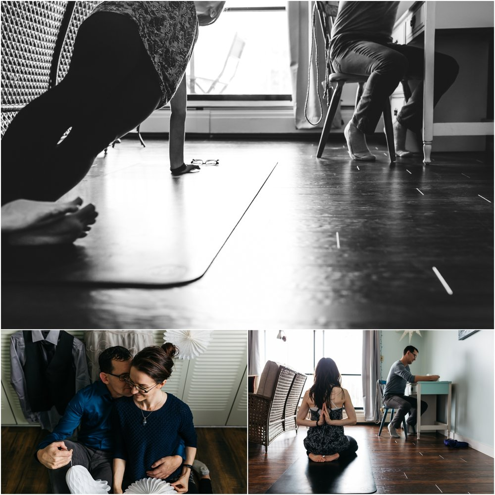 Edmonton engagement photographer in home lifestyle session couples in love best of 2016 November