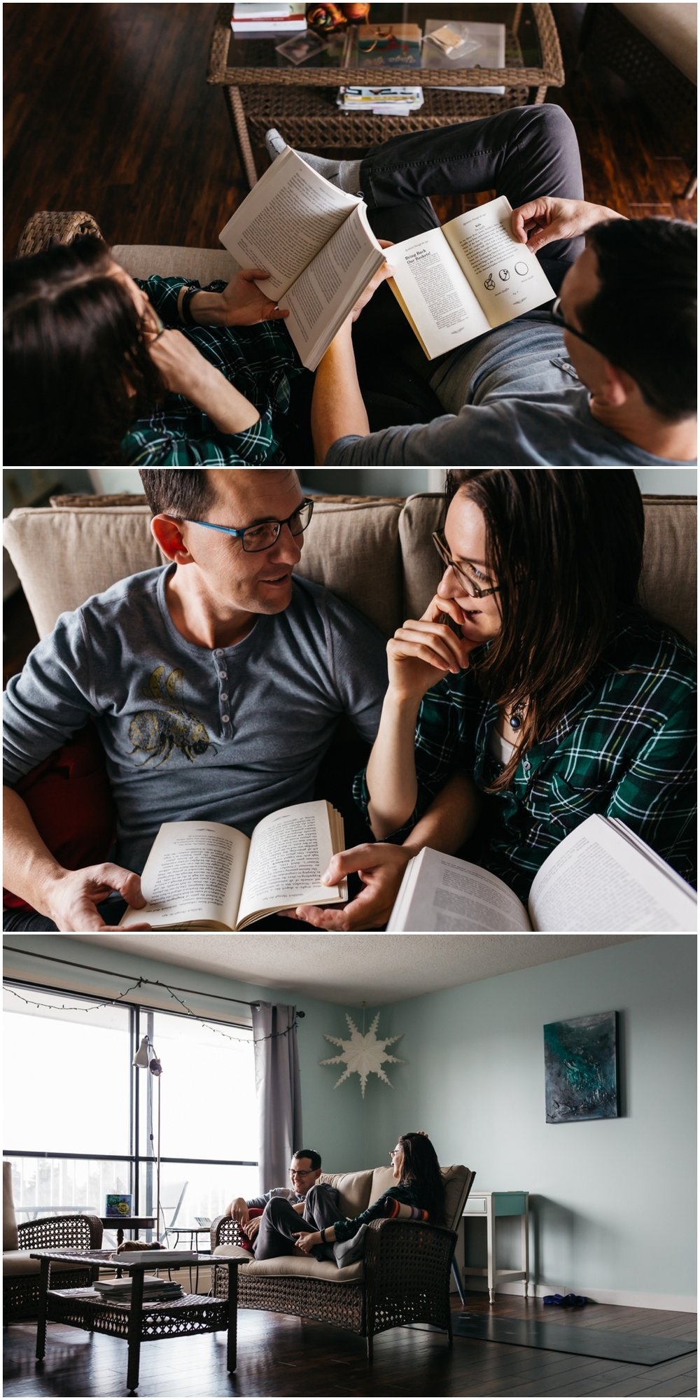 Edmonton intimate in home lifestyle sessions engagement couples photography best of 2016