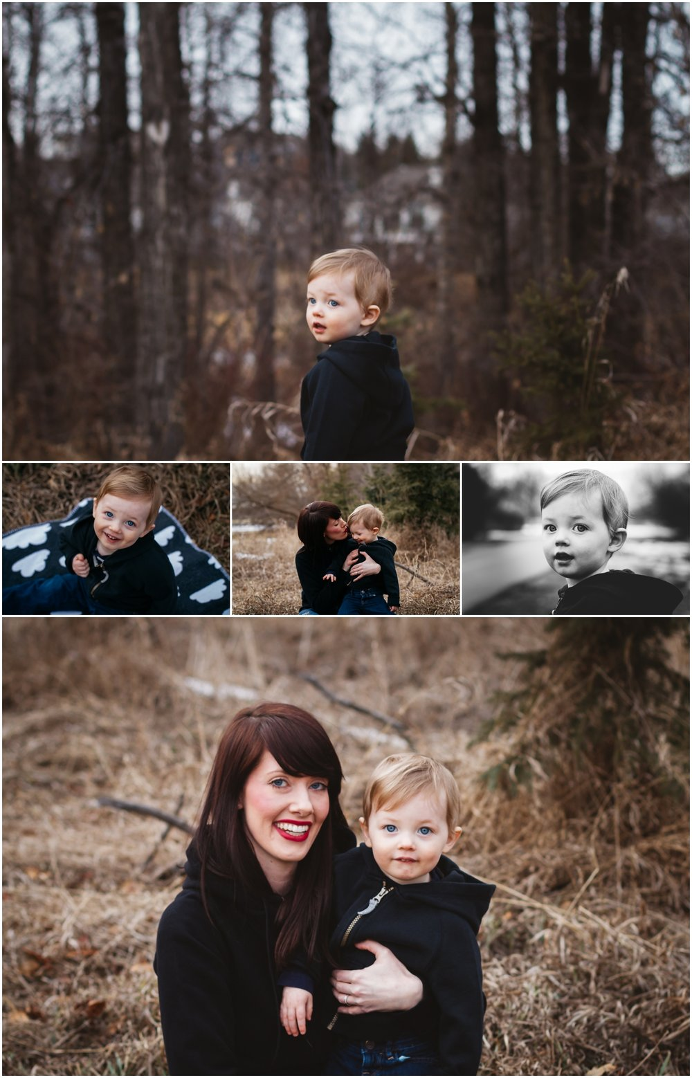 Edmonton family child photographer Best of 2016 March