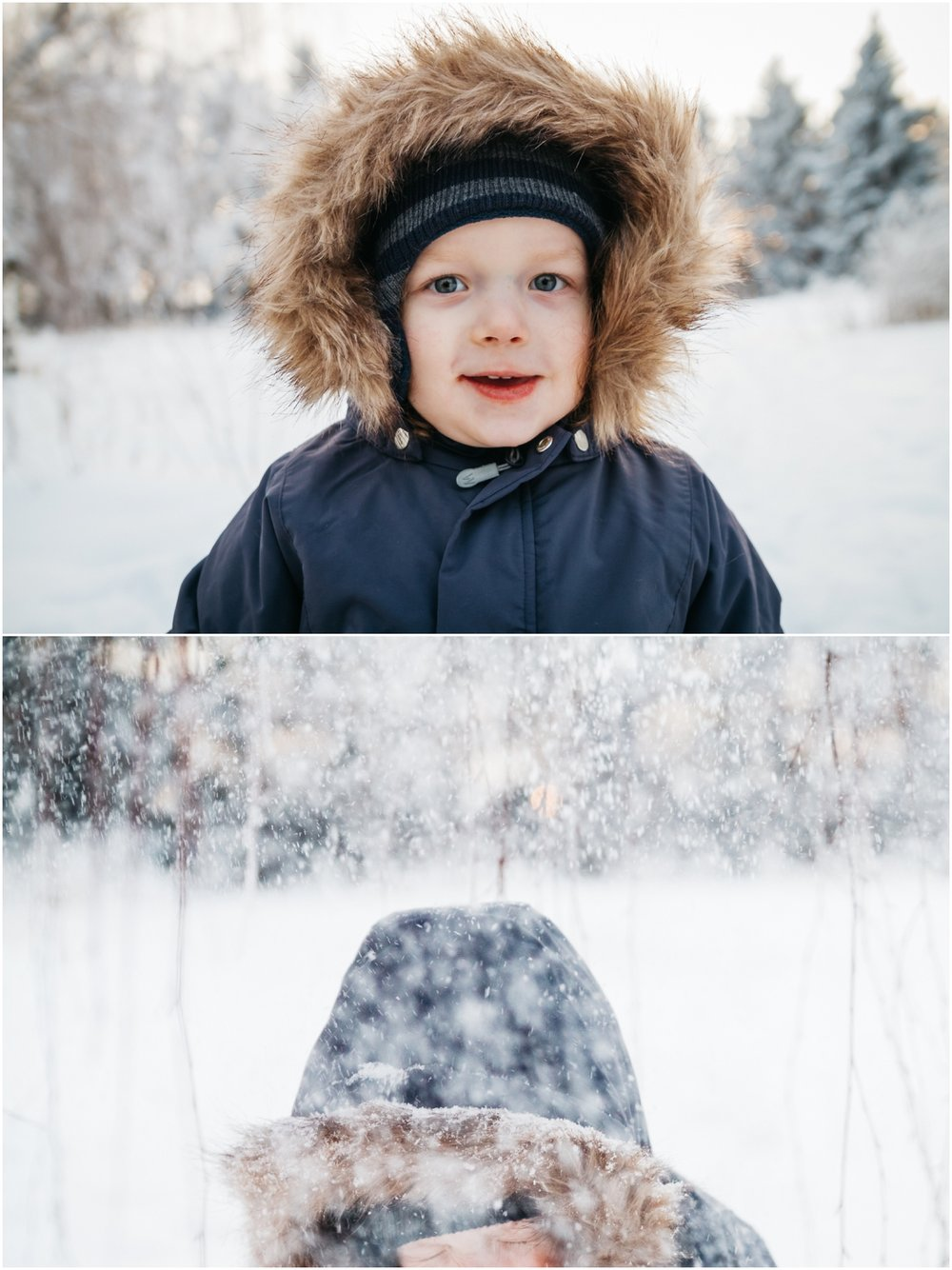 Edmonton Child Photographer - Best of 2016 January