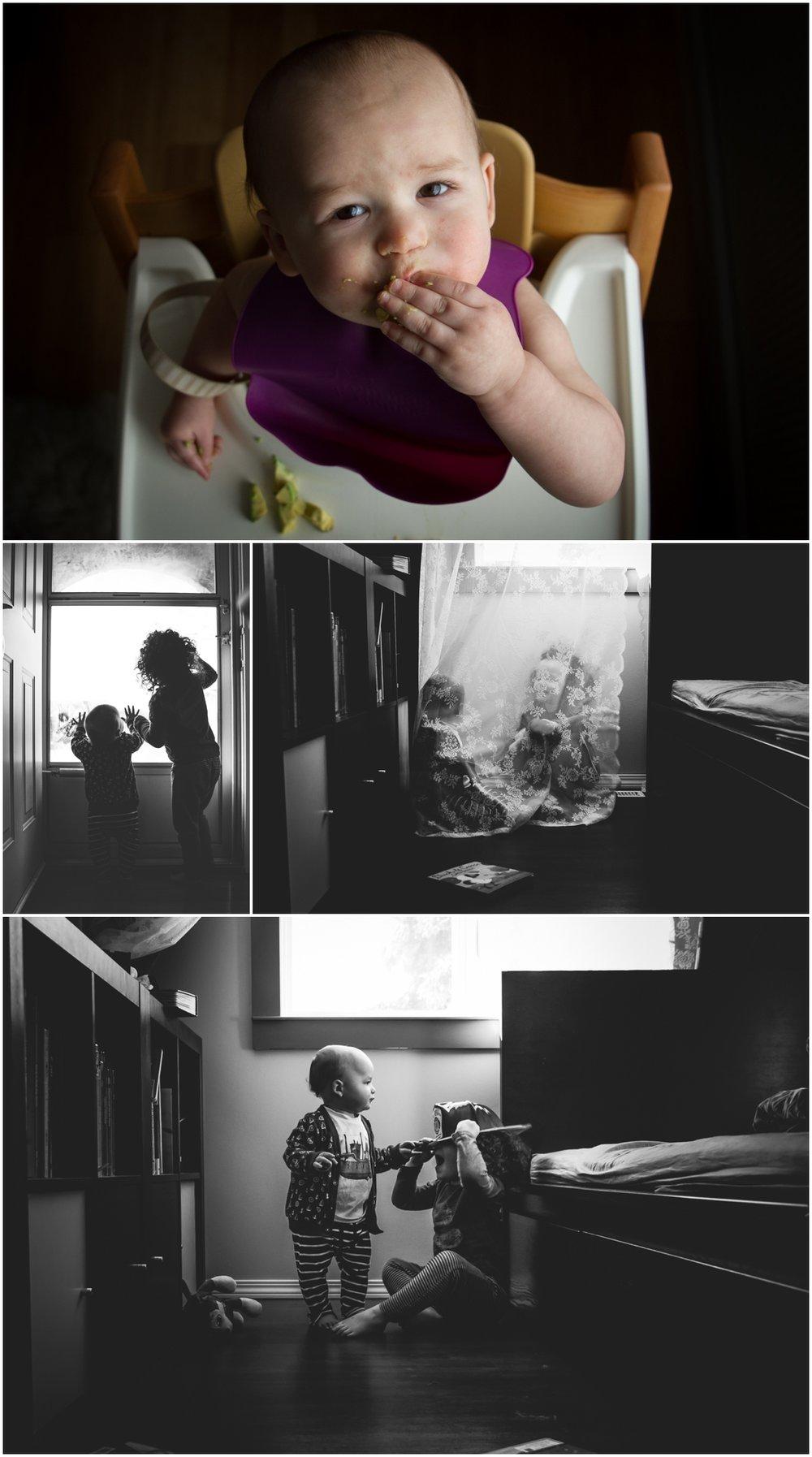 Edmonton Baby Child Photographer Lifestyle - Best of 2016  Documentary Photography