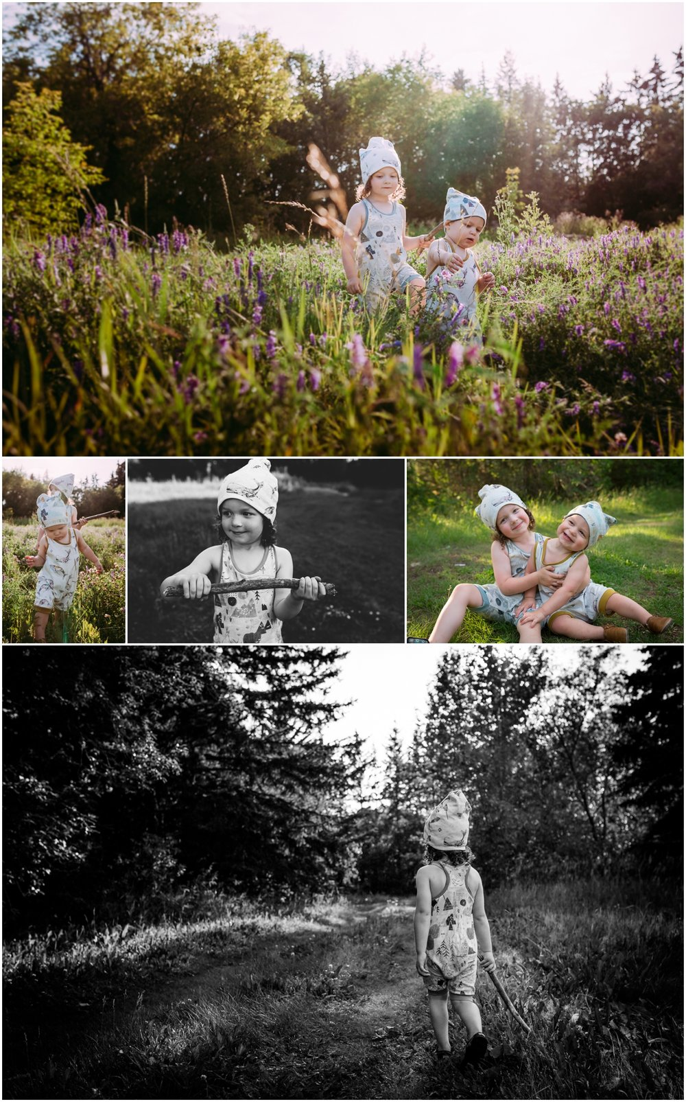 Edmonton Lifestyle Photography - Best of 2016 - Brothers - Summer - Olive Me Handmade