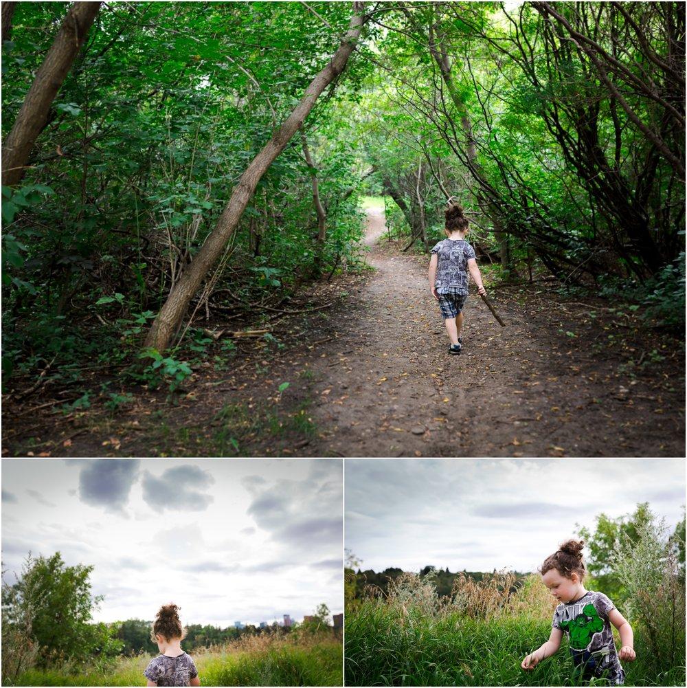 Edmonton Lifestyle Photographer - Best of 2016 - YEG River Valley - Summer