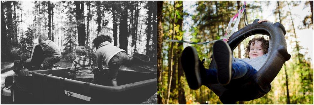 Edmonton Children Photographer - Best of 2016 - Fun with friends - Summer