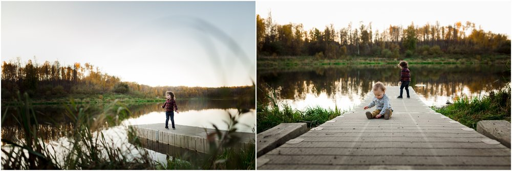 Edmonton Lifestyle Photographer - Best of 2016 - Lake Adventures - Autumn - Fall