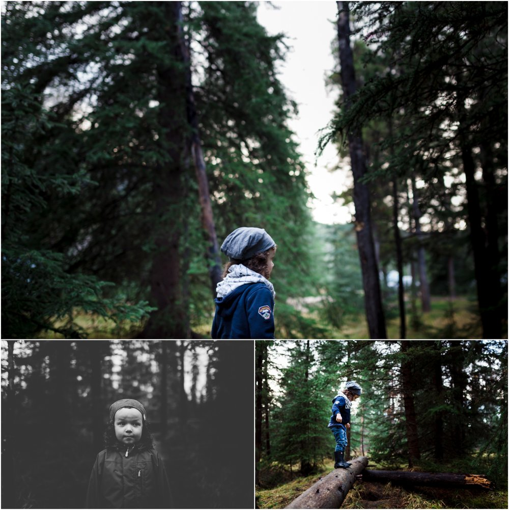 Edmonton family Photographer - Best of 2016 - Jasper Alberta - Whistlers Campground