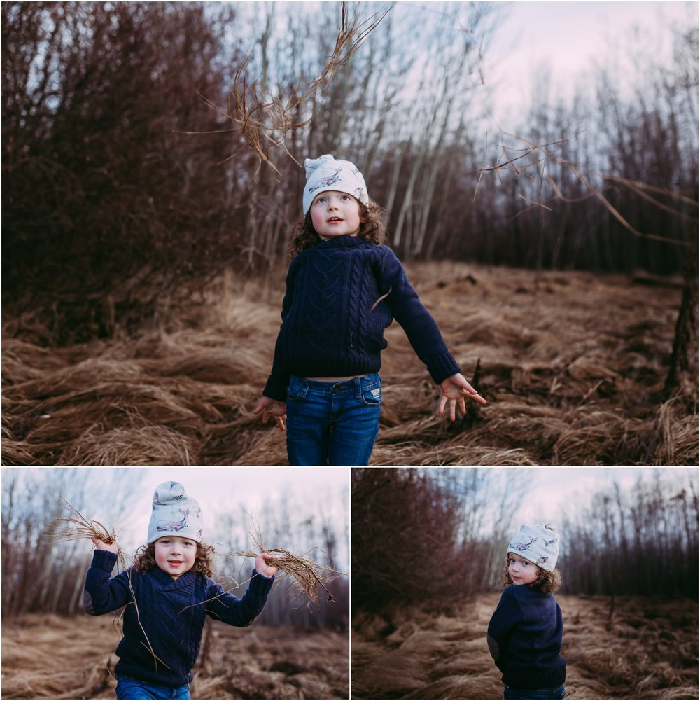 Edmonton Lifestyle Photographer - Best of 2016 - Brothers - Autumn - November - Adventure - Olive Me Handmade